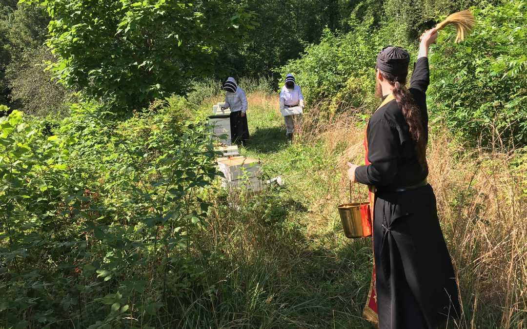 Blessing of The Bee Hives